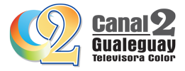 Canal 2 Gualeguay Logo